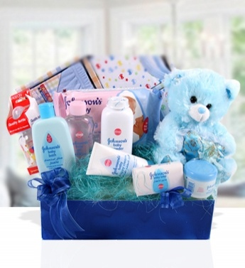 A Sweet Delivery for Baby Boy