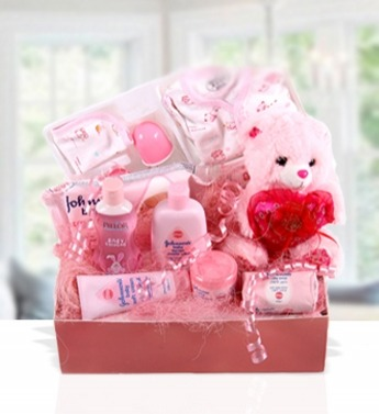A Sweet Delivery for Baby Girl
